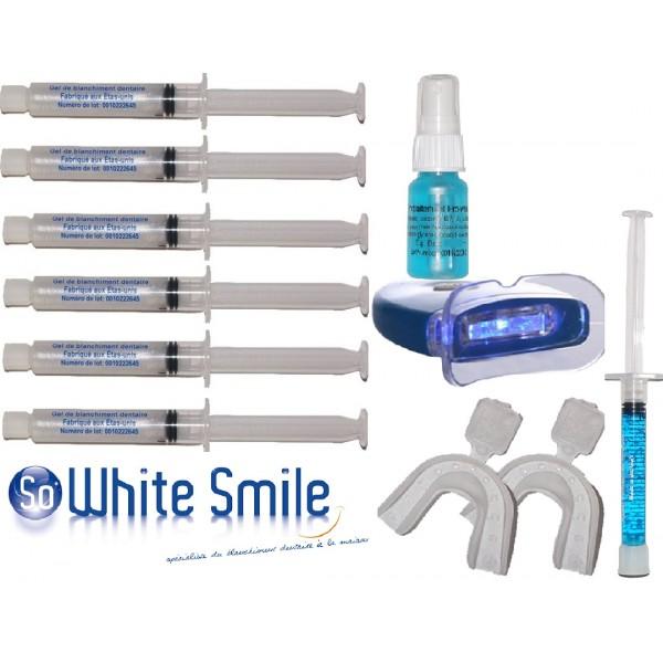kit lampe blanchiment des dents zero peroxyde activateur anti tache sowhite smile. Black Bedroom Furniture Sets. Home Design Ideas